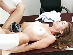 Lustful college detention