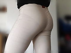 Budge donk pantie line - part 3