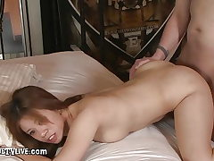 Little Asia Zo Gets Raw Beaver Fucked By Eric John!