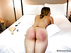 Spankings at Home!