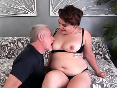 Thick Teen Raven Hardcore Delectations Older Stud