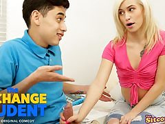 The Interchange Schoolgirl Mitts On Anatomy - S2:E4