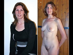 Mature Clothed and Stripped vol 16